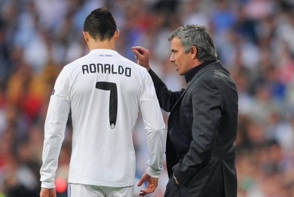 Mourinho: Ronaldo at United. No way ...