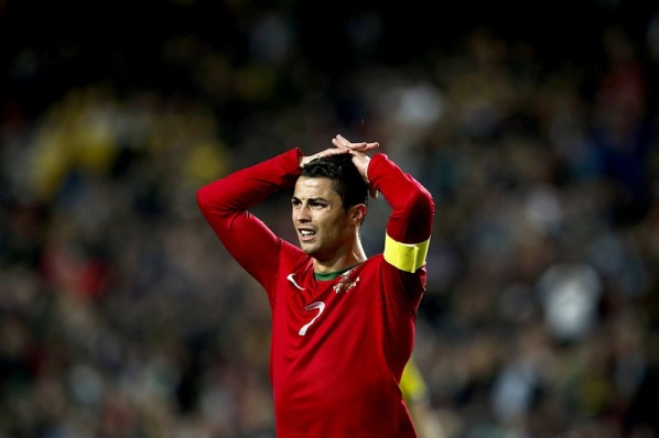 Ronaldo will not attend to the ceremony for the Ballon d'Or