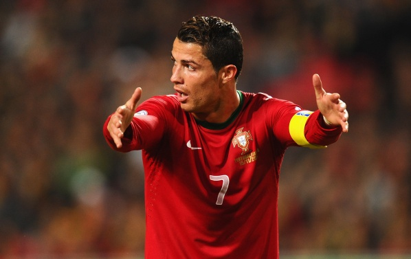 World Soccer: Ronaldo is the best player in the world