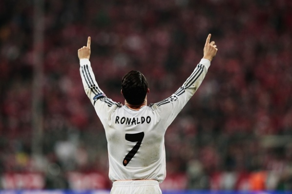 Ronaldo with a new record in the Champions League