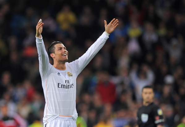 "Ronaldo and Real Madrid topped the ranking of ""Forbes"""