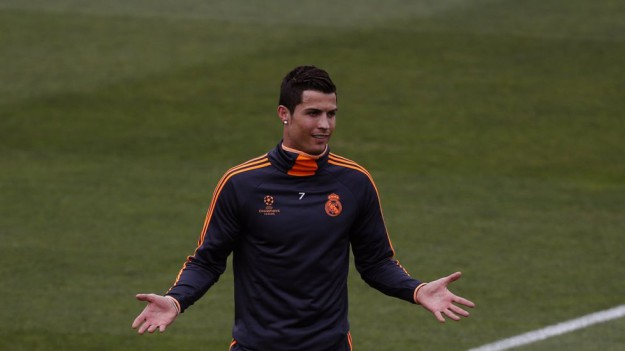 Cristiano: I feel much better