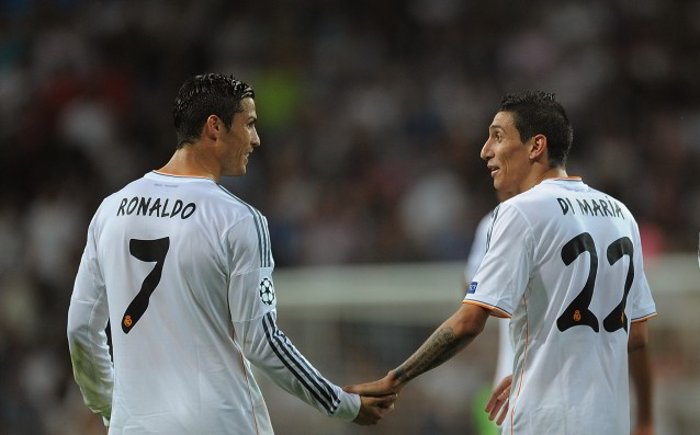Ronaldo inspired Di Maria for the transfer at United