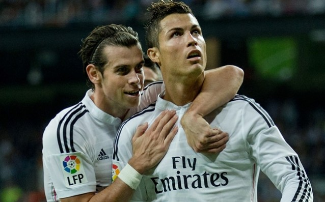 Bale to Ronaldo: Do not leave Madrid