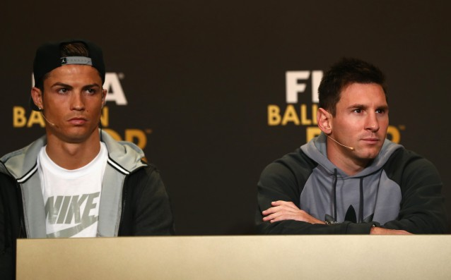 Ronaldo: Our rivalry with Messi is positive