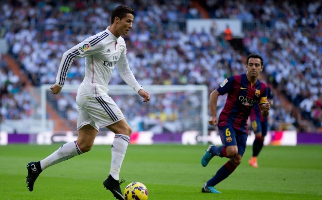 Three new awards for Cristiano Ronaldo in the Spanish league