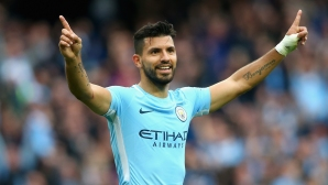 Aguero: It would be great for Messi to come to City
