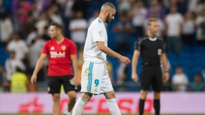 Benzema blames Ronaldo and Zidane for Real`s weak season