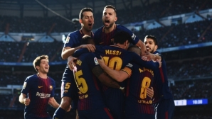 Barcelona has silenced Bernabeu with a classic and turned away Real Madrid