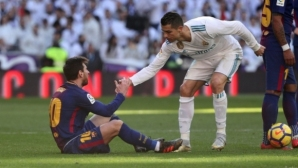 What did Ronaldo and Messi say after the end of El Classico?