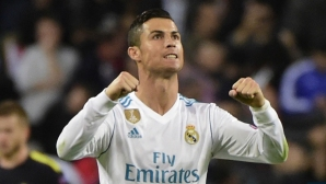 Ronaldo overtook Hamilton and Federer for Europe`s No.  1 athlete