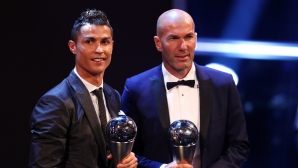 Zidane:I can not imagine Real without Cristiano
