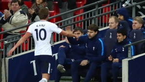 Tottenham`s boss closed Kane`s door to Real Madrid