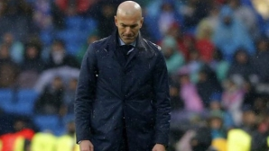 Zidane`s persecution punishes Madrid