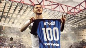 Icardi to Cristiano and Igguin in an interesting ranking