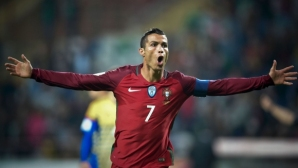 What did you do, Cristiano?  Ronaldo made a memorable twist with 2 goals after the 90th