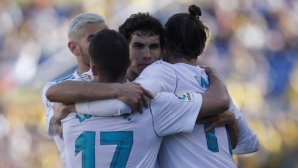 Real Madrid Reserves Rape in Canary Islands (Video + Gallery)