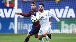 Isco with great chances for a home win against Juve