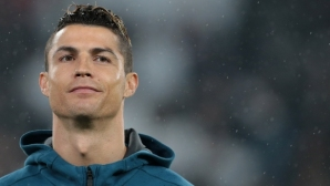 Satisfied Ronaldo:Healthy work pays off!