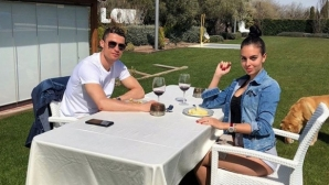 Ronaldo`s secret:good diet and healthy labor