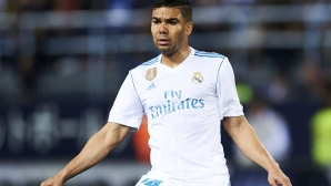 Casemiro:The result is fair