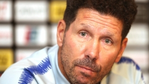 Diego Simeone:I do not want to say that the departure of Cristiano makes us favorites