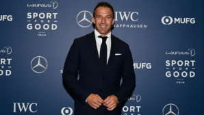 Del Piero does not approve of Ronaldo`s behavior when he is rewarded