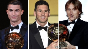 The Golden Ball is for the Liga footballer for the 11th consecutive year
